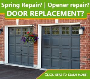 Door Of Track - Garage Door Repair Washougal, WA